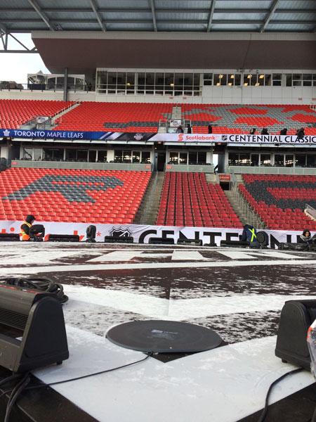 NHL Winter Classic Toronto