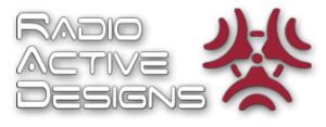 radio active designs logo - Zimbel Audio Productions