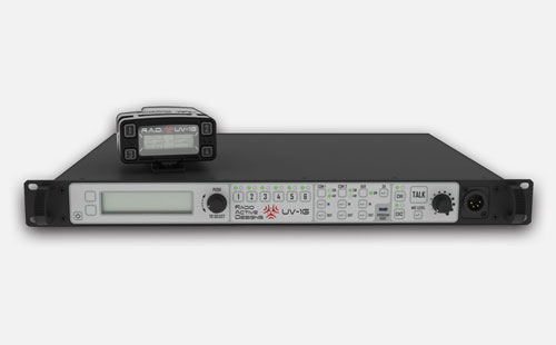 UV-1G Wireless Intercom System sales and service - Zimbel Audio