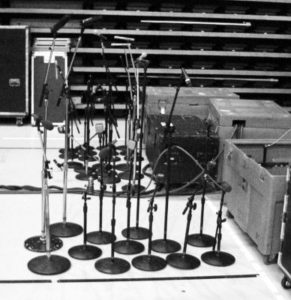 mics and mic stands