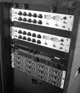 sound equipment rack
